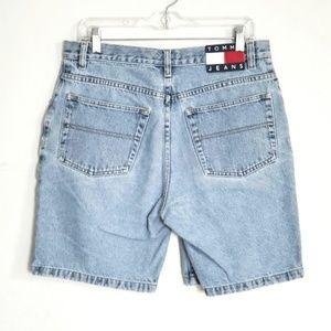 Vintage Tommy Hilfiger denim jean shorts